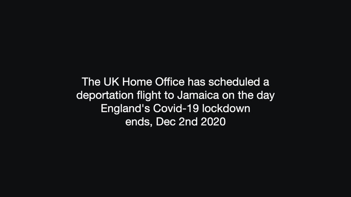 @ukhomeoffice Stop the Flight tomorrow! Not everyone on that flight is a serious criminal. The families ask you look at the cases individually, give these men access to proper legal representation, and stop this injustice #StopThePlane #Jamaica50 @galdemzine @BARACUK