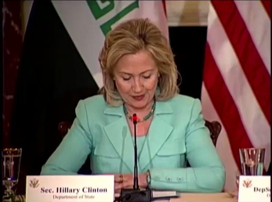 Image for the Tweet beginning: Madeleine Albright said death of