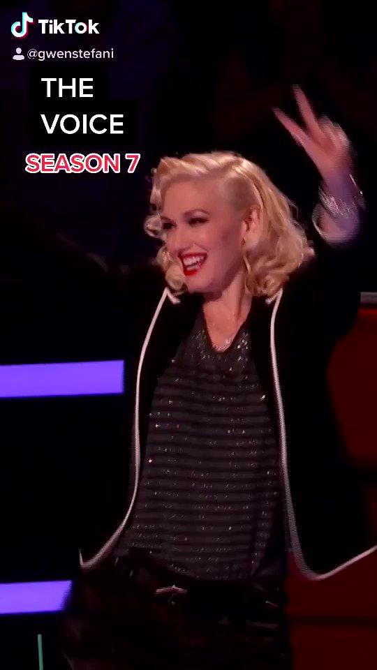 @gwenstefani's photo on #TheVoice
