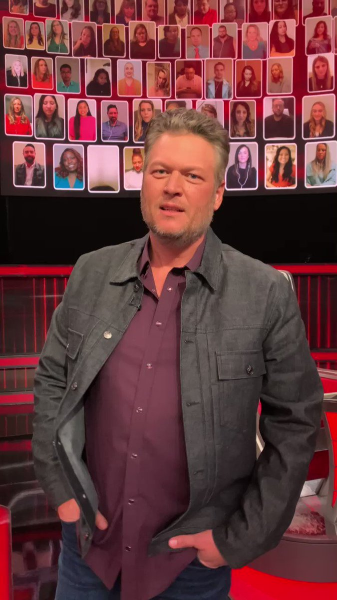 @blakeshelton's photo on #TheVoice
