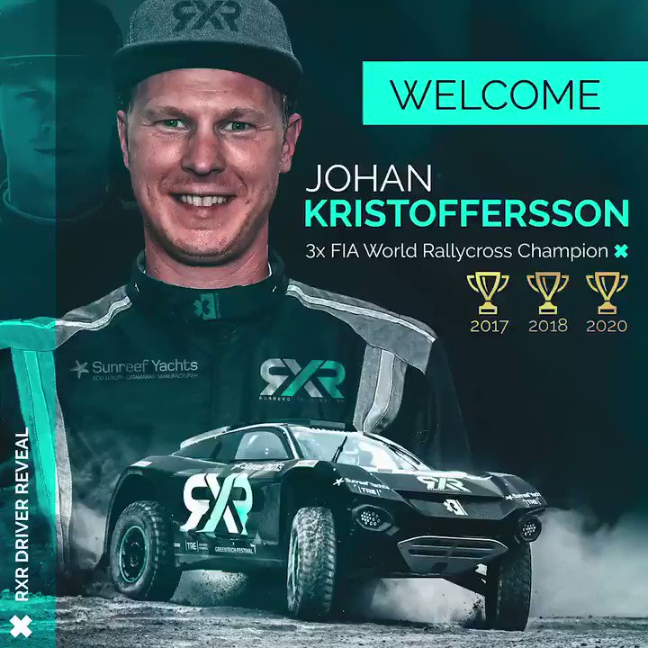 Check out @JohanKMS88's masterclass 😎 Proud to see you racing for @rosbergxracing, Johan! 🙏 #RXR #DrivenByPurpose