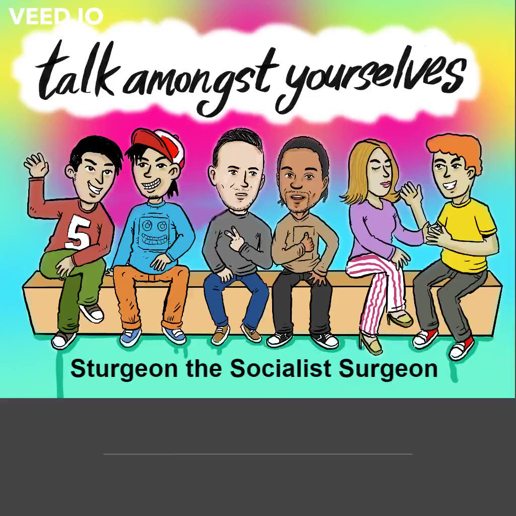 Nicola Sturgeon can still throw a little shade, even when she's trying to help people...check the full episode out:   #TAYP #PodernFamily #wednesdaythought #Scotland