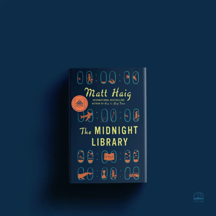 Discover why readers around the world are falling in love with @matthaig1s THE MIDNIGHT LIBRARY. Its heartwarming, hopeful, and guaranteed to lift your spirits (@washingtonpost). In other words, its exactly what we all need right now. bit.ly/2QvdhkN