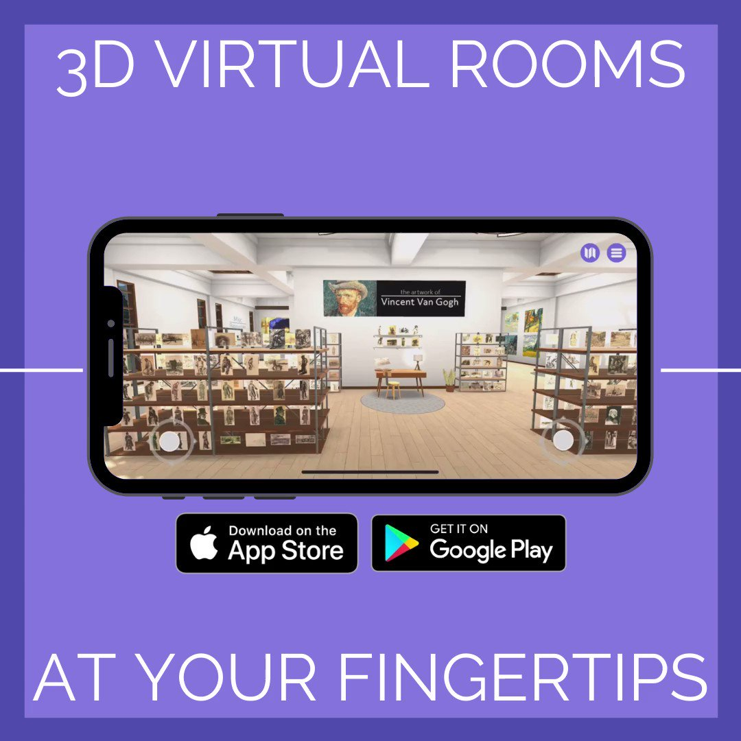 Tour and build endless #3D spaces anytime, anywhere – download the app! 📲 Whether you're a #creative, seeking to #build something out of this world, or an #explorer, consuming #endlesscontent – we're the #platform for you! Available through the App Store & Google Play. #startup