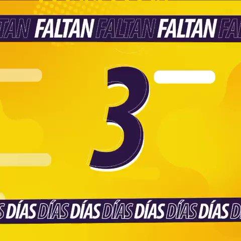 Faltan 3 dias para @TeletonMexico
