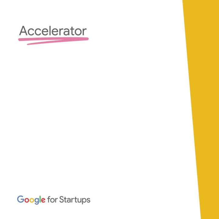 I'm so very proud of this amazing group of founders, and CANNOT WAIT to see them pitch tomorrow! :)  Join us for our inaugural @GoogleStartups Accelerator: Women Founders Demo Day tomorrow at 12:30PM ET.     @googledevs | #AcceleratedbyGoogle