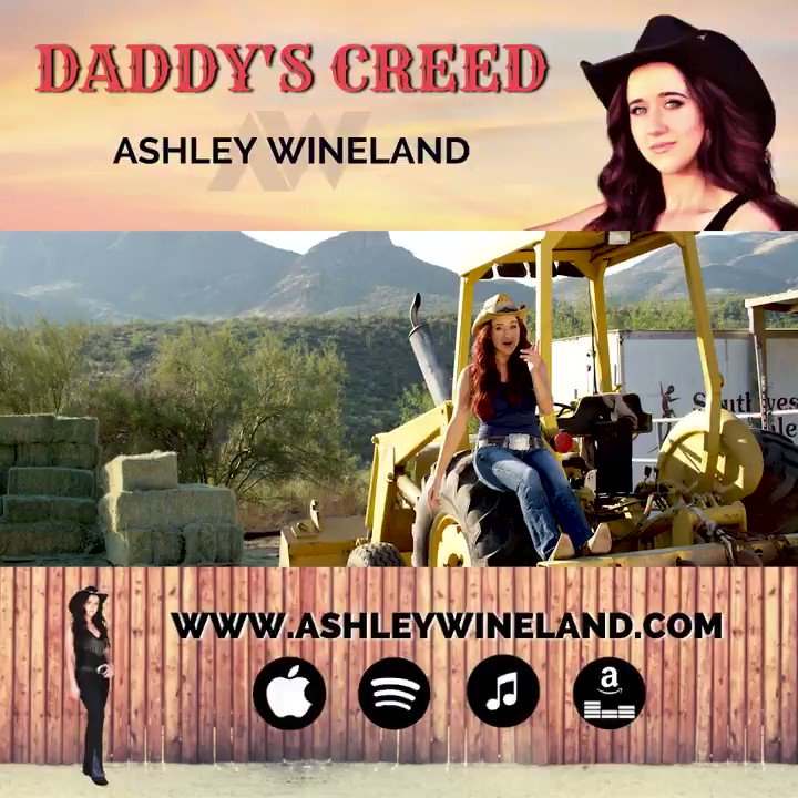 Image for the Tweet beginning: Stream or Download Ashley's new