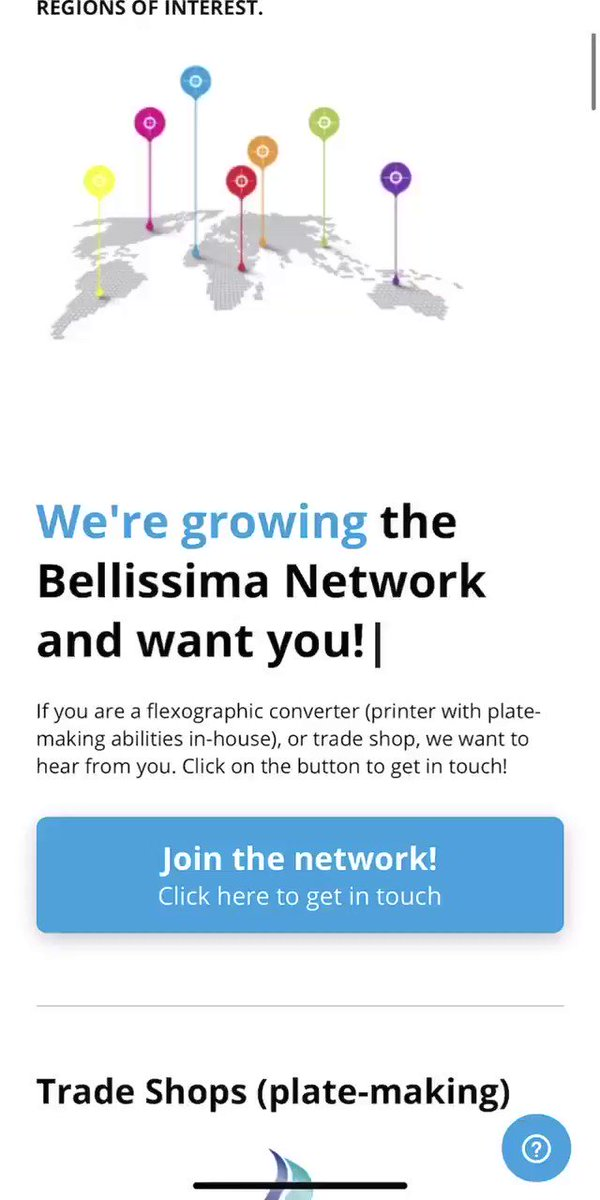 Image for the Tweet beginning: The #BellissimaDMS Network is growing!  A