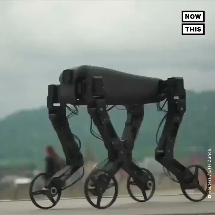 Image for the Tweet beginning: This #robot learns automatically through