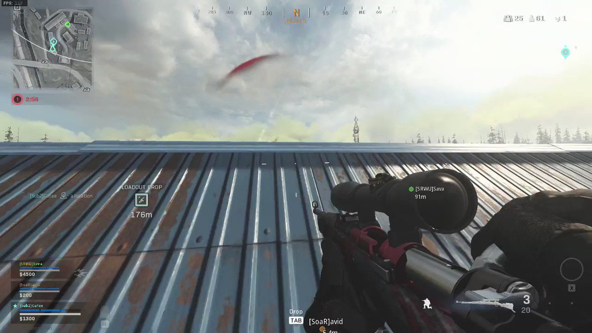 Cotee - This is what happens when I find a KAR-98K off the plane🎯  @SoaRGaming 👀