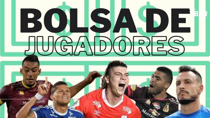 #YoEscuchoElVbarCaracol   💰⚽¡Se agita la bolsa en Colombia!  🗣️Atlético Nacional: ¿Hayen Palacios o Jonathan Marulanda para el puesto de lateral derecho del club verde?  🎧Escúchelo aquí: 👇  📻Sintonícenos de lunes a viernes de 2 a 4pm por @CaracolRadio