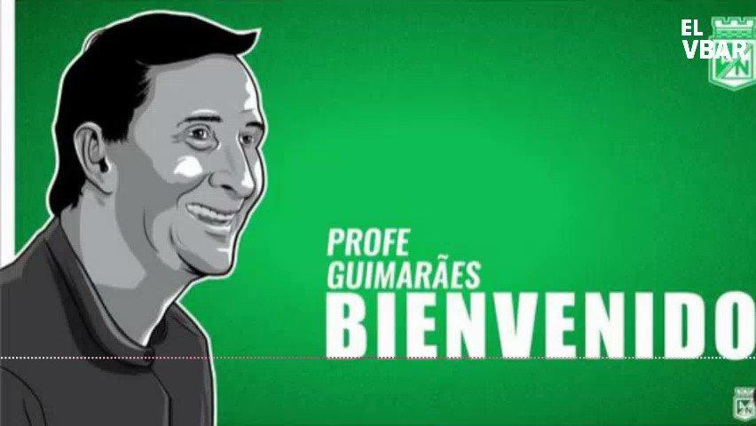 #YoEscuchoElVbarCaracol   🎙️¿Cree que Alexandre Guimaraes es el entrenador que necesitaba Atlético Nacional?  🎧La respuesta de Iván René Valenciano tras la llegada del entrenador al club verde. Escúchelo aquí: 👇  📻Sintonícenos de lunes a viernes de 2 a 4pm por @CaracolRadio