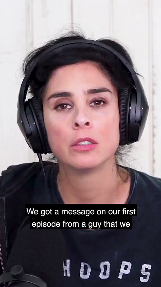 Top story: @SarahKSilverman: 'Episode 11:  Interview With A Bank Robber    #SarahSilvermanPodcast ' , see more