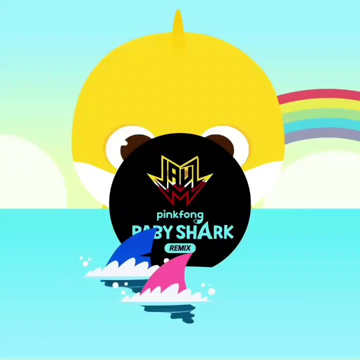 #babyshark @pinkfong.official One of the best news of this year deserved a good tribute! #mostviewvideo @youtube 😎✊🏿🦈 Bye Bye #despacito 🤭