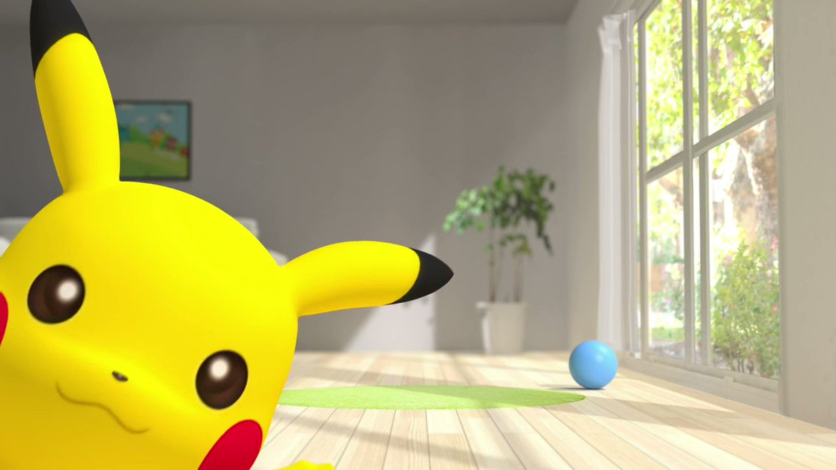 pokemon just uploaded a 15 minute long pikachu ASMR video to their youtube channel and it is the comfiest thing I have ever heard