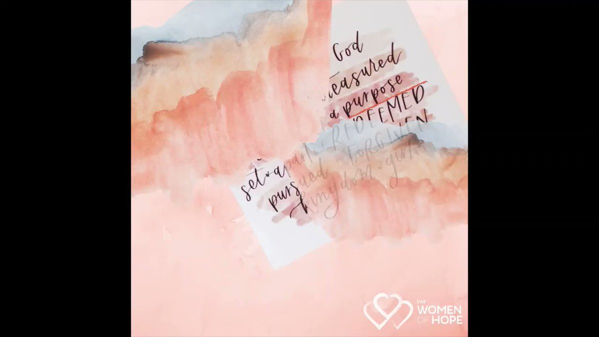 """""""Did you know that God was pleased when He created you, when you were born into this world?"""" Why would Dr. Peggy Banks, director of TWR's Women of Hope, be certain of this? Find out, in this edition of """"1 Minute of Hope"""".  #twrwomenofhope #encouragement #prayer"""