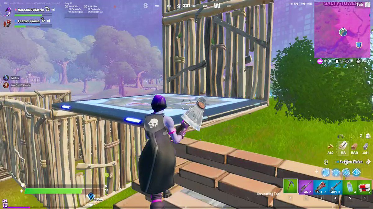 This was my first trickshot of the new season, Ik it's bad but I just wanted to post this. I didn't even get slow mo on it 😒  #fortnite #fortniteseason4 #fortnitetrickshot #fortnitegameplay #fortniteclips #NorCalRC #NorCalGrind @norcalmitch