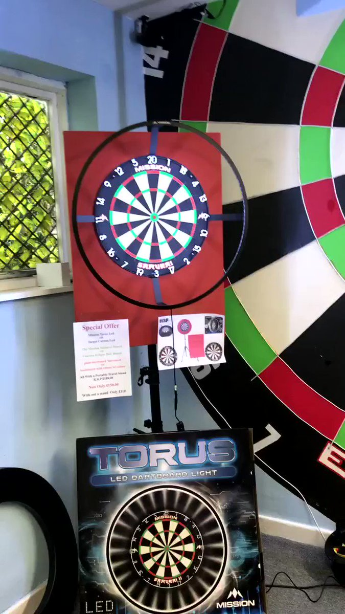 Yes, my #DARTS shops back open in #sthelens WA119NB, call in Some great deals on set ups, Dartboards , Stands, EVEN a set of 21g Gary Anderson inc a large colourful case  just £20. & Try out the great Scolia self scoring system, it marks ,shouts scores & play online ,CANT CHEAT😇