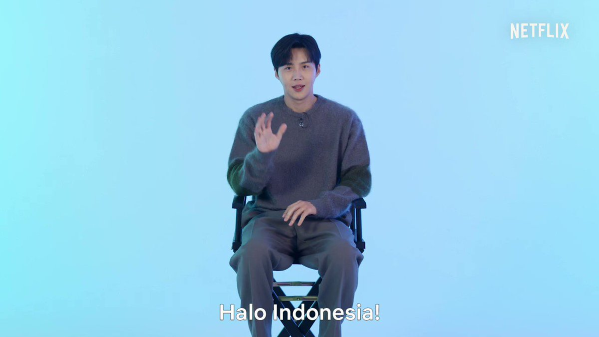 #KimSeonho greets Indonesian fans 🇮🇩 Hello Indonesia, Im actor Kim Seonho who played Han Jipyeong on #StartUp. Im happy to see our viewers from around the world. Please show your love and support ! See you on Netflix