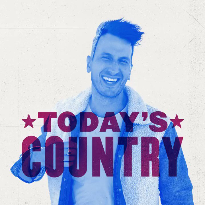 Y'ALL!!!!!!!!! I'm on the cover of @AppleMusic's #TodaysCountry Playlist!!!!!!!! Check it out and listen to the title track from my NEW ALBUM, #SouthernSymphony 😱