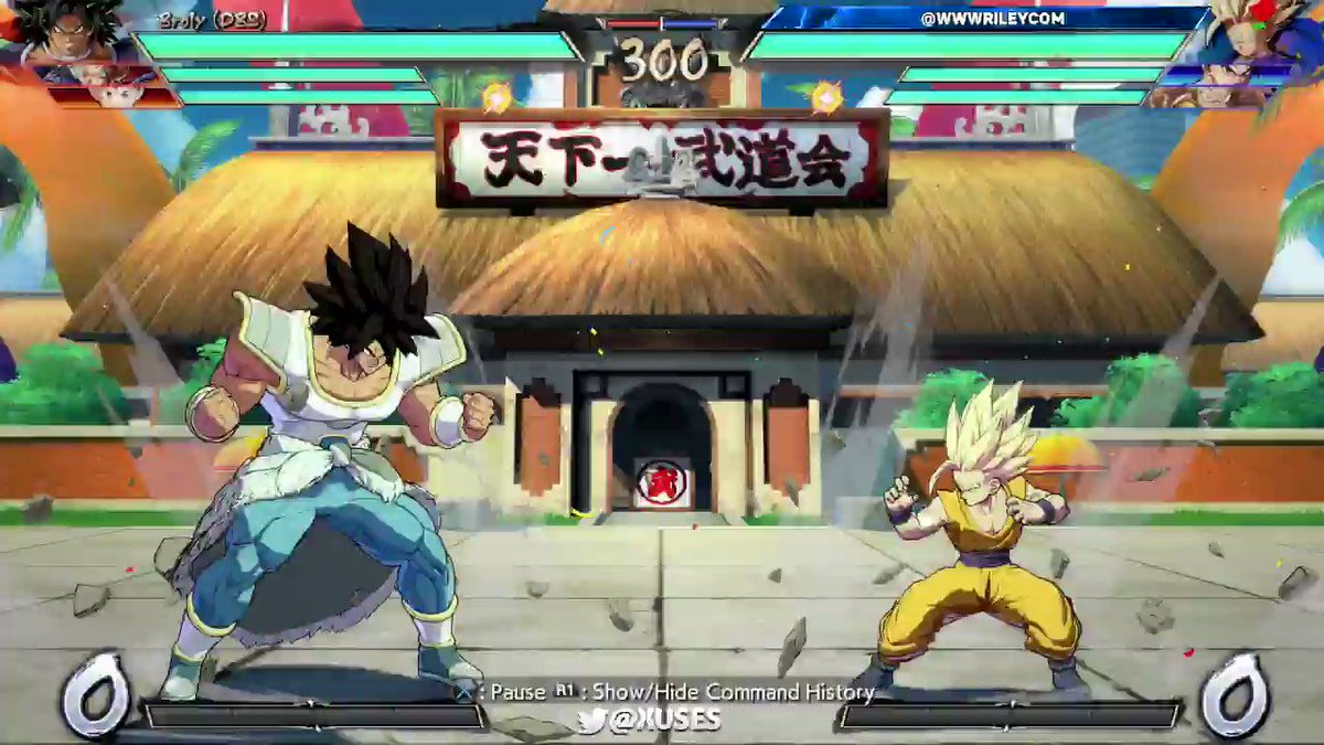 Xuses - One of the fastest #DBFZ matches you'll ever see  Full Video: