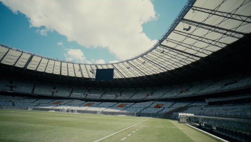 Obrigado mais uma vez #AutoTruck por me levar novamente dentro desse estádio que me trouxe muitas alegrias!!! Bom demais recordar de momentos tão incríveis 🤙🏾 #AquiEGalo 🏴 🏳️ @Atletico