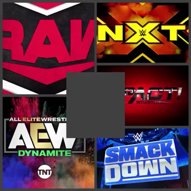 What was the best show of the week? #WWERAW, WWENXT, #ImpactWrestling, #Smackdown or #AEWDynamite?