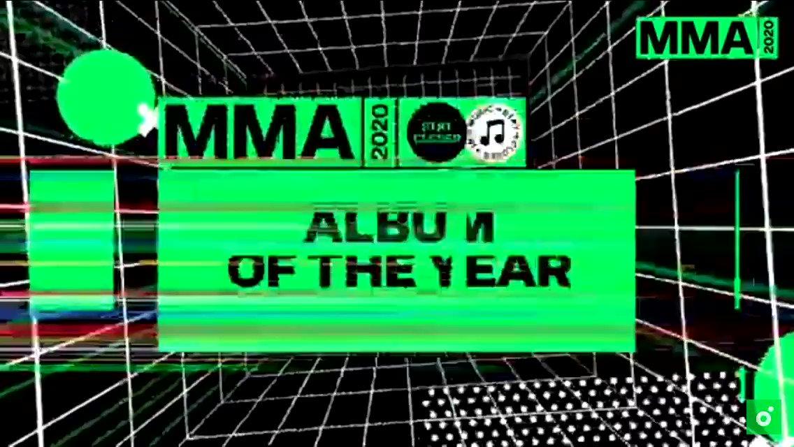 BTS WIN!!!!! MMA 2020  ALBUM OF THE YEAR - ON @BTS_twt @bts_bighit   #MMA #ARMY #BTS #LifeGoesOnWithBTS #방탄소년단 #Dynamite #MMA2020 #On #3Hot100SongWriterRM