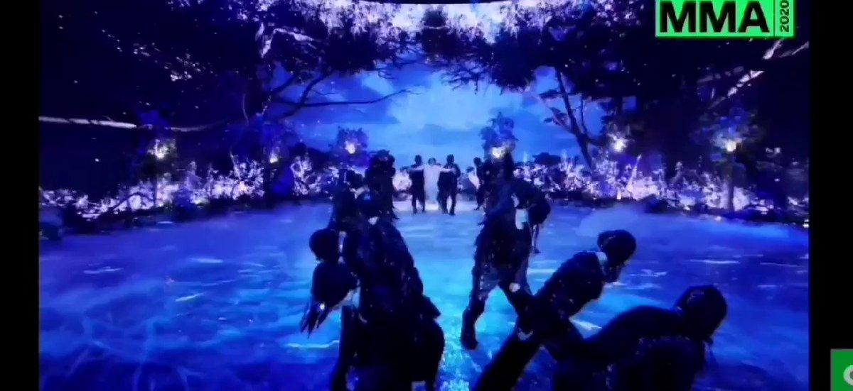 BTS is on a whole different level #BTSxMMA #BTS 💜❤️🔥 #BTSDaesangSweep