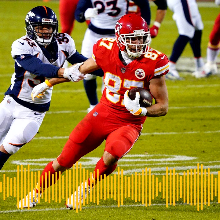 Listen to the Chiefs Radio Network Play of the Game against the Denver Broncos, presented by @Helzberg