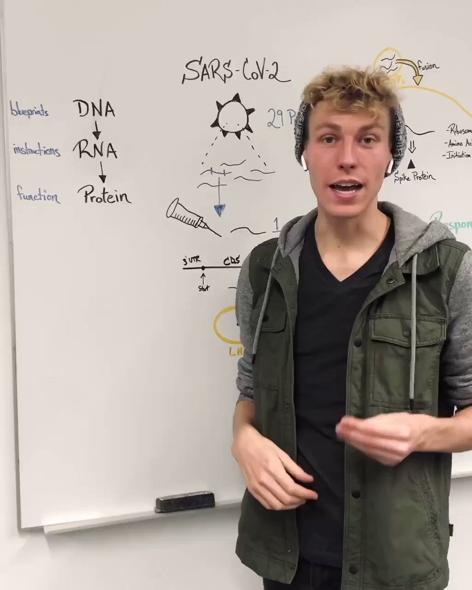Here I describe a brief overview of how the Pfizer/BioNTech or Moderna mRNA vaccines work. Taking a vaccine is one's personal choice, and I hope this video can help someone make that decision rooted in science.