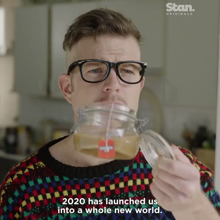 The Bondi Hipsters nominate you to nominate 10 friends to never nominate a friend again. The brand new Stan Original Special #DomAndAdrian2020 premieres Sunday. #StanOriginals