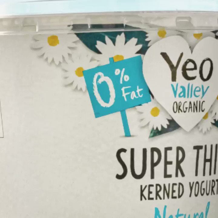 Smoothies are a great way to add extra fruit & veg into your diet quickly & without any fuss. I love trying out new ingredients & adding Yeo Valley Super Thick Kerned yogurt makes it creamy and thick.     #Superthick #Yeovalley #Kerned #Organicyogurt #Ad