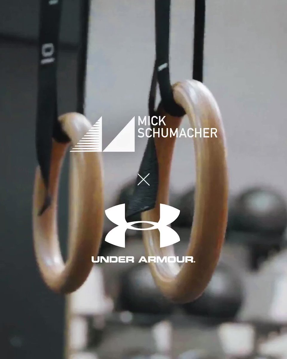 I don't give up. I give it all. #TheOnlyWayIsThrough @UnderArmour