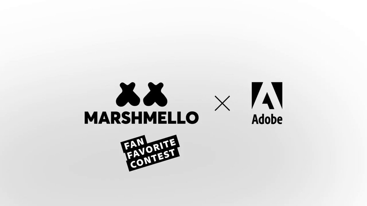 too many awesome #MarshmelloxAdobe submissions, help me pick a winner 🏆