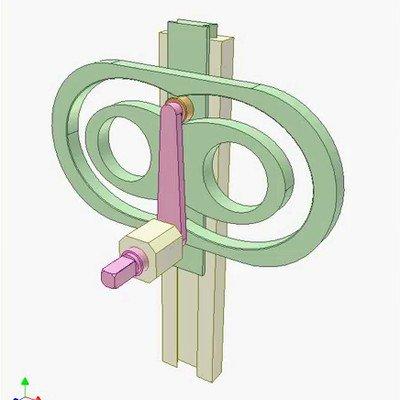 Cam-Slider Mechanism