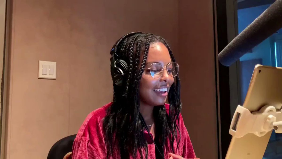 """Watch @adriennelwarren, the @TheTonyAwards-nominated actress who plays me in @TinaBroadway, narrate my audiobook """"Happiness Becomes You""""!   Get your copy via @SimonAudio: Audible:  Apple Books:  Google Play:"""