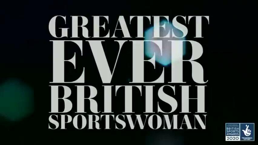 The @SportSJA greatest ever British sportswoman is @J_Ennis  The full interview is live on   #BritishSportsAwards #SJA2020