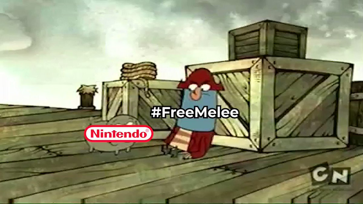 #FreeMelee