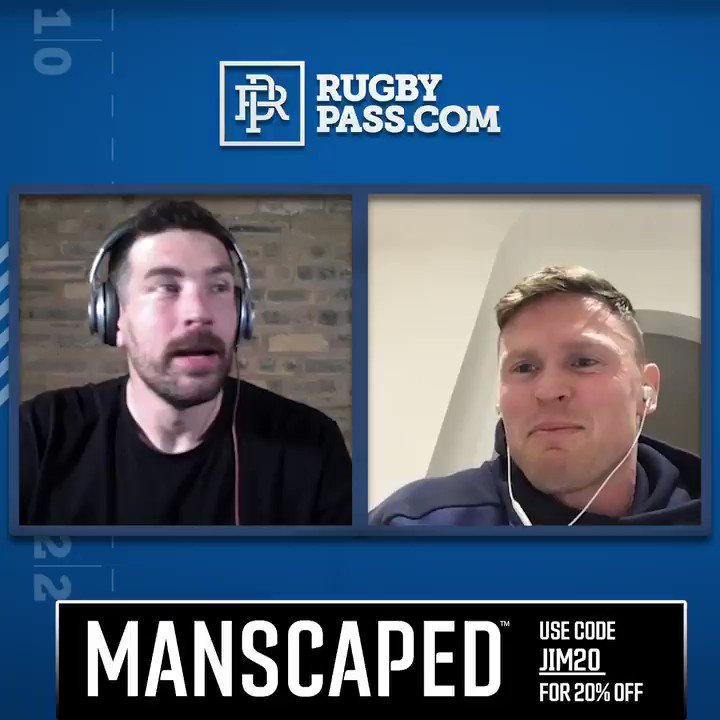 Loveable rogue and friend/foe.  I chat with @ChrisAshton1 for my All Access show on @RugbyPass   Why Owen Farrell hated me ✅  To much kicking in rugby ✅  James Lowe to slow for test rugby?(no) ✅  Steve 💎✅  Full interview here   https://t.co/yfpIDsh0c1 https://t.co/Z1A1fkDblf