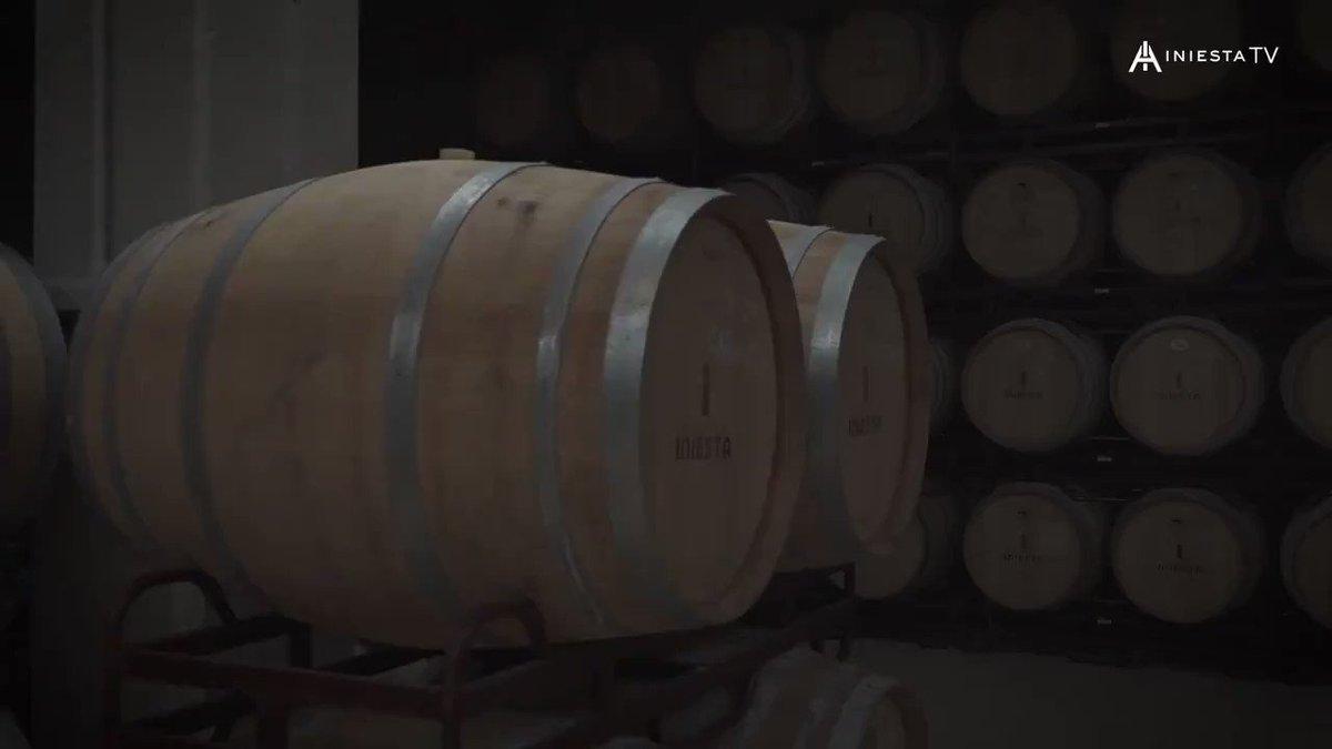 🎥 Nuevo vídeo en #IniestaTV @RakutenSports    🔝 Volvemos a la @BodegaIniesta. ¿Quieres conocer cómo se consigue hacer un buen vino? 🍇🍷   ▶️ Una producción de Sports&Life ▶️