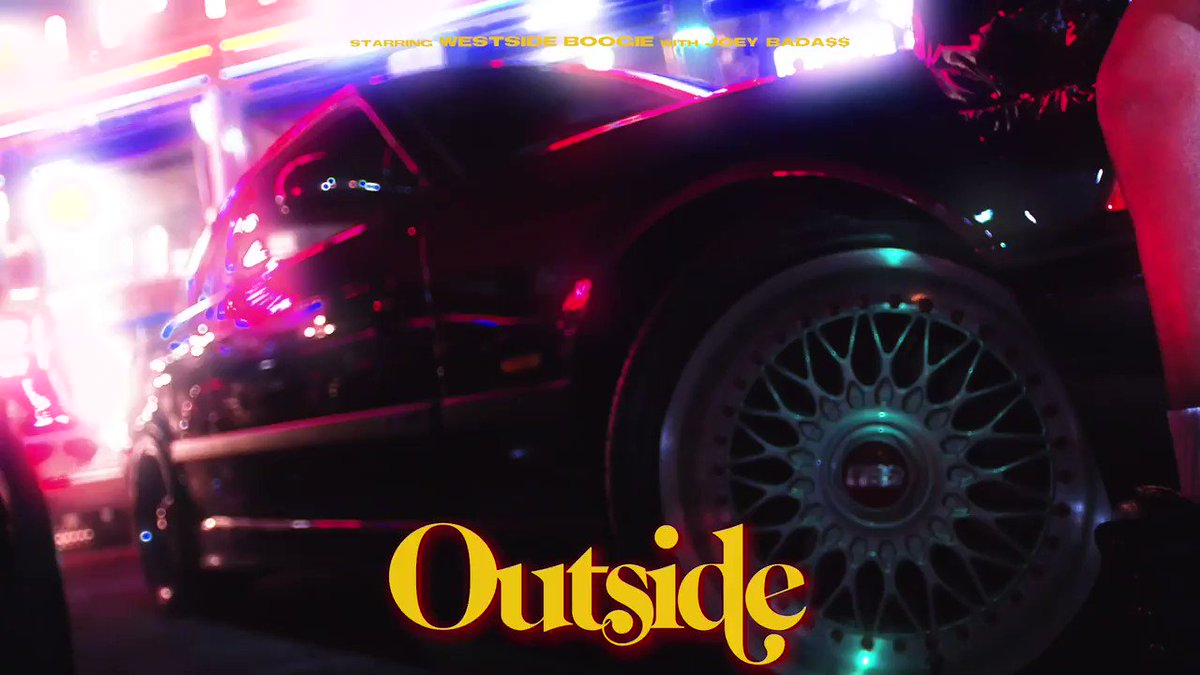 """I think the credit they owe me should never come with a limit"" @WS_Boogie - Just dropped the audiovisuals for #Outside ft @joeyBADASS -"