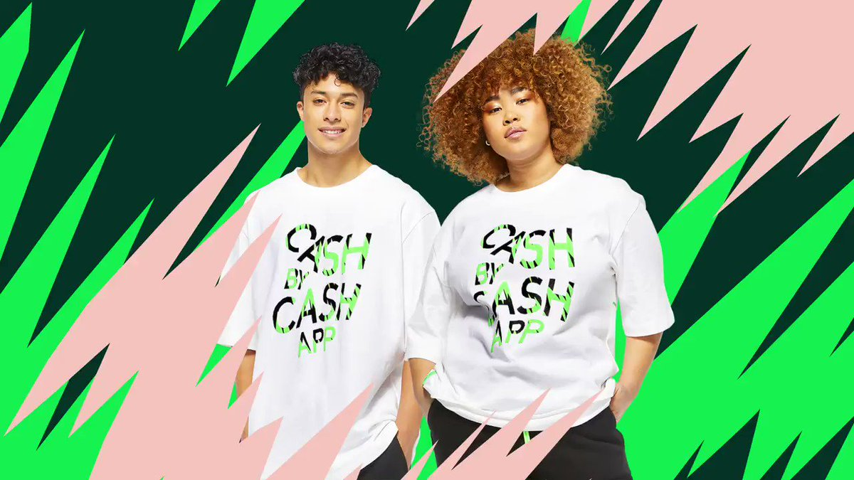 Replying to @CashApp: Drop your $cashtag if you want a T-shirt. Limited supply.