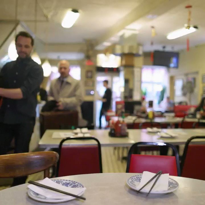 Joe and Matthew consider which wine pairs best with dumplings. You Dim Sum you lose some 🥟   Follow @MatthewRhys and @joefattorini to New York: @primevideouk -   #dimsum #lowereastside #nomwah #teaparlour  🎥 Filmed on location at @NomWah Tea Parlour