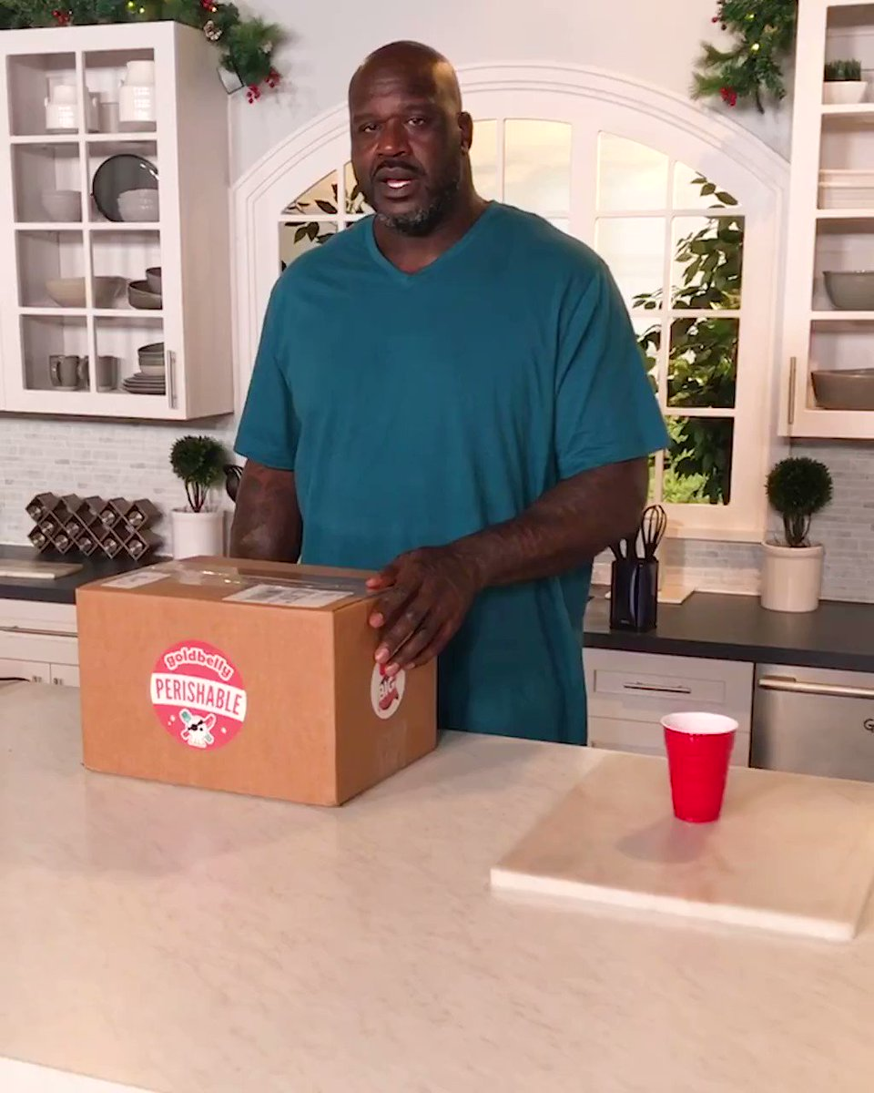 We're taking @BigChickenShaq nationwide w/ @goldbelly! Now you can enjoy my delicious crispy chicken sandwiches and tenders from anywhere in the United States! Order now at  and use promo code GOLDBELLYIT to save $15 on your first purchase. #BigChickenShaq