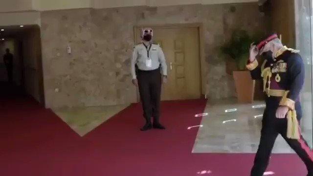 سلام على الأردن وشعبه العظيم  #خطاب_العرش #الأردن
