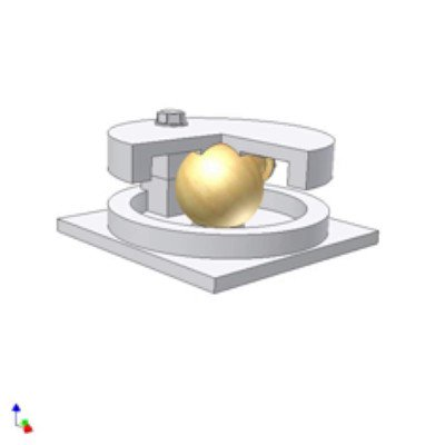 Pin Spherical Joint
