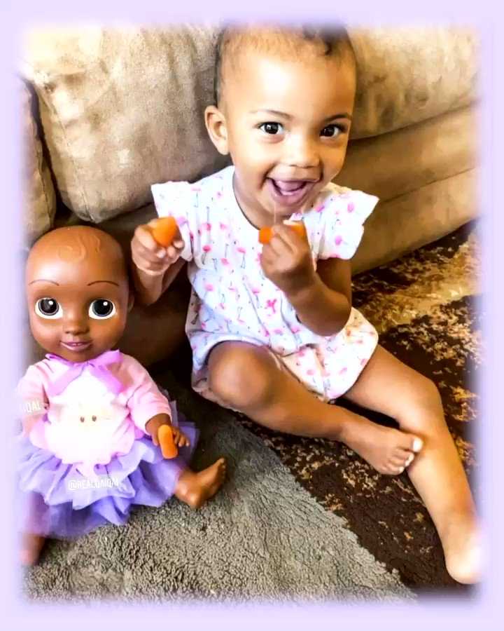This video of kids welcoming @RealQaiQai into their homes….. words just can't describe it!!!! ❤️❤️❤️😭    The Qai Qai doll is still available if you haven't gotten yours!
