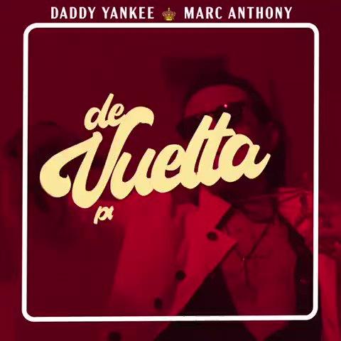 Dímelo @daddy_yankee !!!!  @youtubemusic  #DeVueltaPaLaVuelta