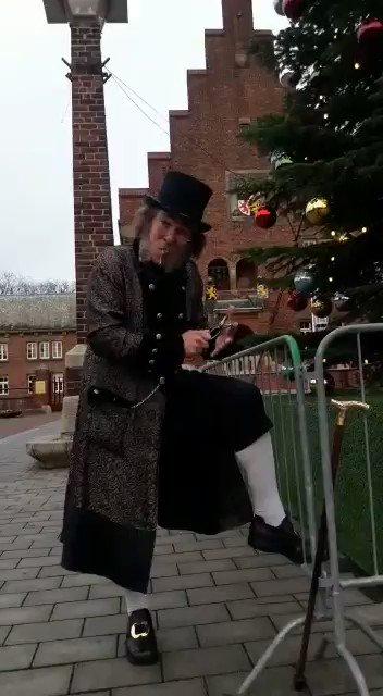In 1843 wist ik al dat er een sobere Kerst aan zat te komen......